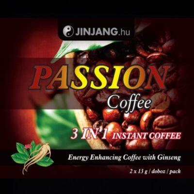 Passion kávé