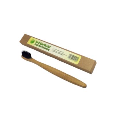 Bambusz faszén fogkefe 1db