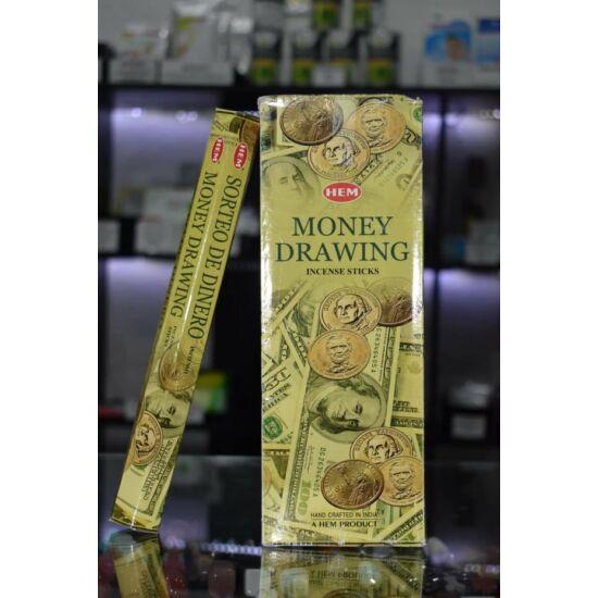 Füstölő pénzhozó