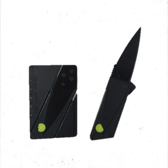 Bankkártya kés