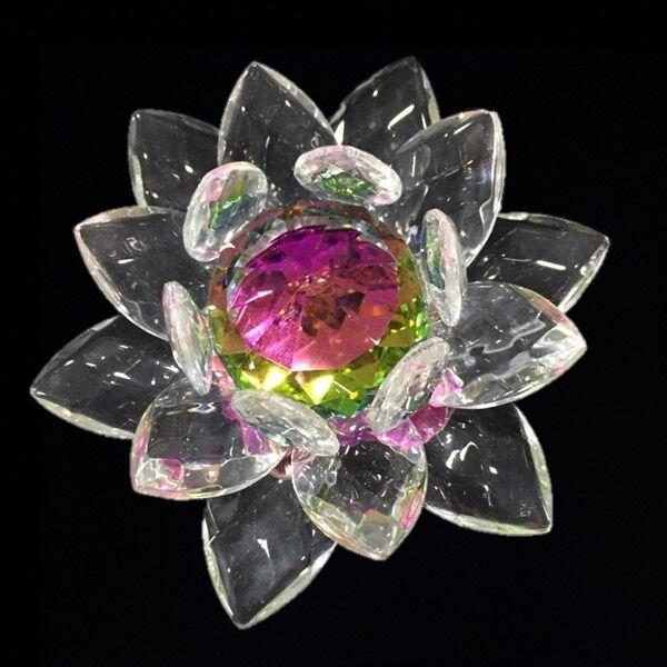 Virágzó lótusz