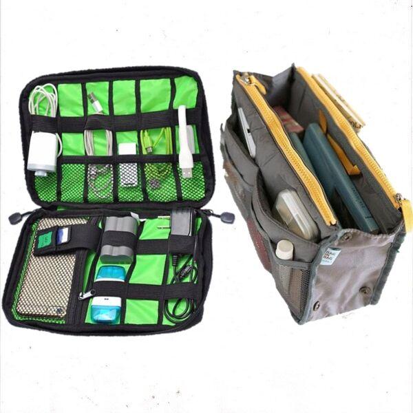 Kábelrendező/táskarendező csomag
