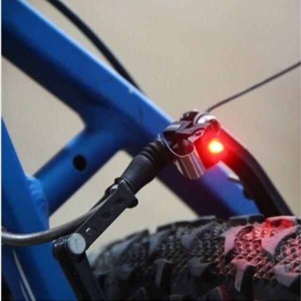 Mini féklámpa kerékpárhoz
