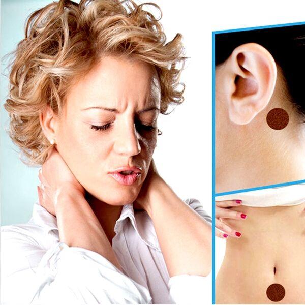 Tengeribetegség elleni tapasz