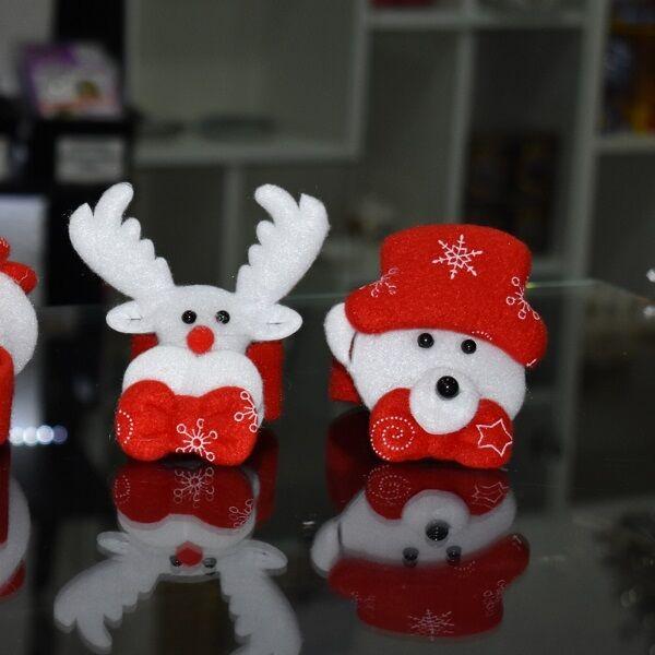 Karácsonyi csapd fel karkötő világítós