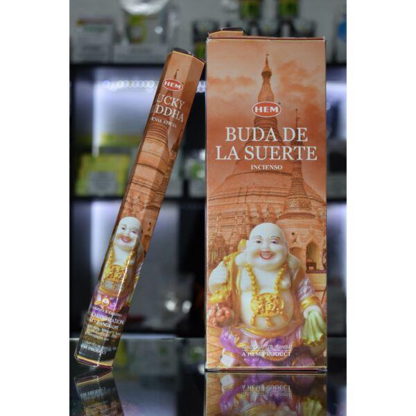 Füstölő Szerencse Buddha