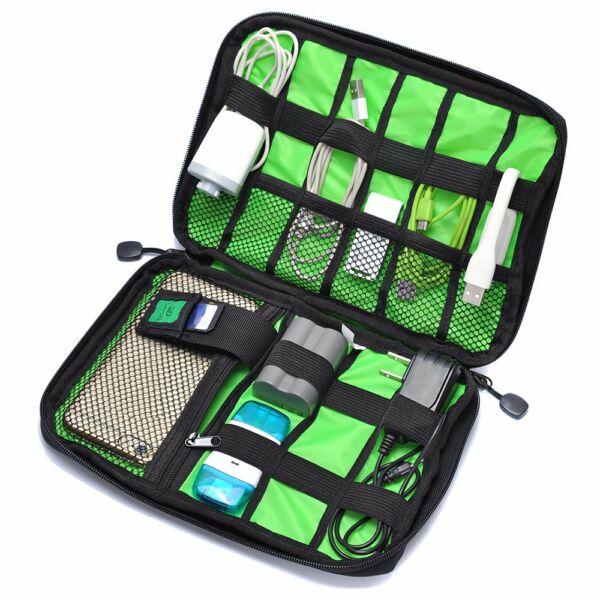 Kábelrendező táska
