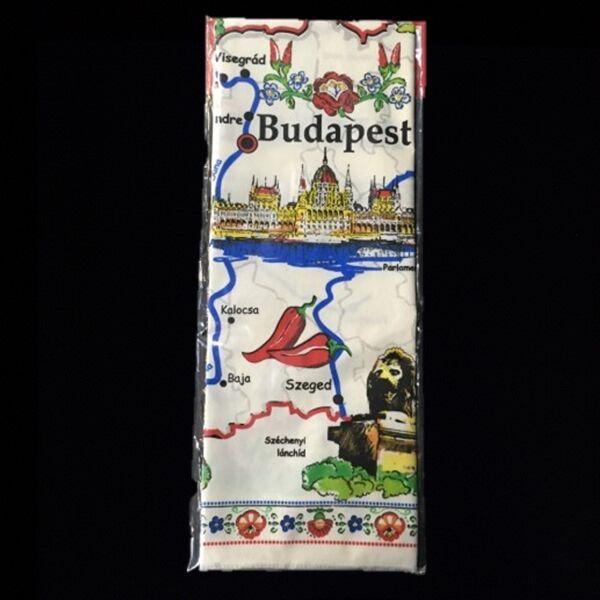 Konyharuha Budapest