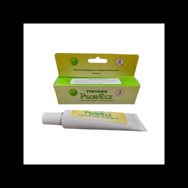 Jinjang bőrnyugtató krém 30 gramm