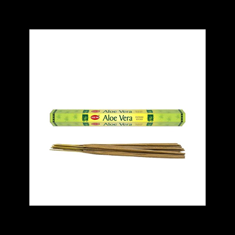 Füstölő aloe vera