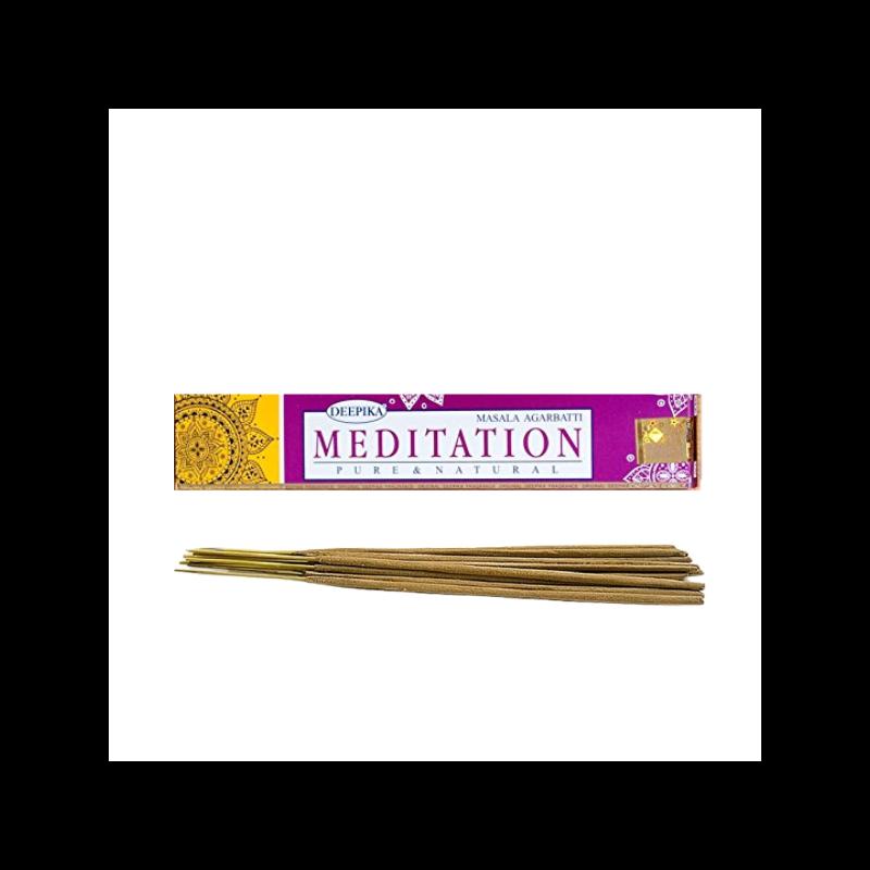 Füstölő Deepika meditáció